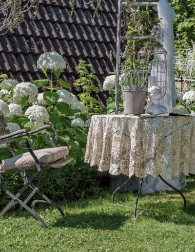Nostalgie-Home-Garten